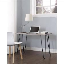 glass top home office desk. Desk:Wall Mounted Glass Desk Office For Home Industrial Simple Top
