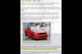 new car launches april 20142015 Mustang Forum News Blog S550 GT GT350 GT500 I4 V6