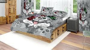 king size comforter sets most brilliant skull king size comforter sets skull quilt cover red and