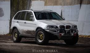 BMW 3 Series 2012 bmw x5 tire size : Purpose Built for Fun: Tyler Coey's BMW X5 - Stance Works | Cars ...