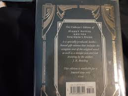 harry potter hardcover set with collector s edition books young jk rowling 1789897509