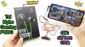 Mở hộp tai nghe Plextone chơi game PUBG giá hơn 100k SIÊU RẺ - YouTube