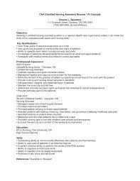 Effective Objective For Resume Resume Goal For Internship Resume