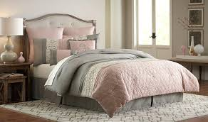 Blush Pink Bedding Sets Image Of King Size Bedroom Set Clearance And ...