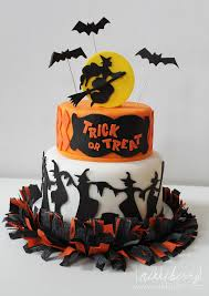 Witch Decorating Halloween Witch Cakes Festival Collections