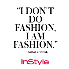 Chanel Quotes Enchanting Coco Chanel 48 Memorable Quotes On Her Birthday InStyle