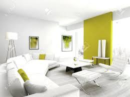 Salon Moderne De Luxe Decoration Interieur La Interieure Peinture