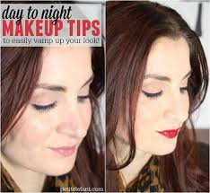 best makeup tutorials for day to night looks day to night makeup look to v