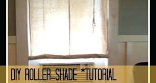 diy roller shades corn coffee pot drop cloth roll shades tutorial diy roller shade valance