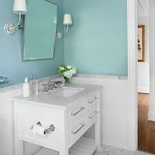 Wall Color Floating Vanity With Vessel Sinks For Spa Like Feel Spa Bathroom Colors