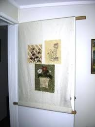 Tutorial for how to make a semi-portable design wall. Includes ... & Sewing Room Wall Decor. Quilt Design ... Adamdwight.com