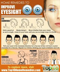 treatment for eyesight problems