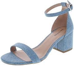 Light Blue Womens Heels Amazon Com Call It Spring Womens Stangarone Fabric Open