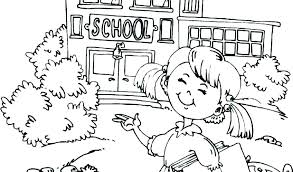 welcome back to school coloring pages back to school coloring page free printable school coloring pages welcome back to school coloring