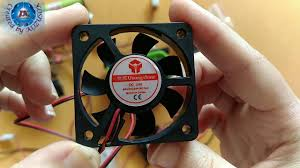 <b>Gocomma</b> 5010 Cooling Fan 24V <b>2</b> Pin 2PCS - Gearbest.com ...