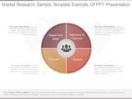 Pptx Themes Pptx Market Research Sample Template Example Of Ppt