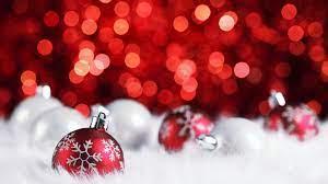 CHRISTMAS ATTRACTIVE CHRISTMAS RED ...