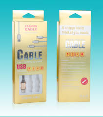 <b>100 pcs Fashion</b> Cable packaging box for Apple Samsung huawei ...