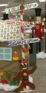office xmas decoration ideas. office cubicle gingerbread house christmas decorations candy land maybe combine directions to other offices with distances the market and xmas decoration ideas s