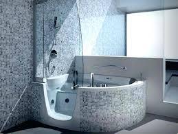 cost of walk in bathtub walk in tubs and showers combo fabulous walk in shower and cost of walk in bathtub