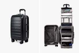 if you travel frequently you know the difficulties of staying organized while living out of a suitcase with this in mind solgaard designed a suitcase