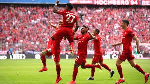 Bayern München – Eintracht Frankfurt 5:1: Bayern Meister, Hoeneß heult -  Bundesliga - Bild.de