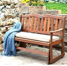 outdoor rocking bench wooden glider bench outdoor rocking plans decoration design interior outdoor rocking bench uk