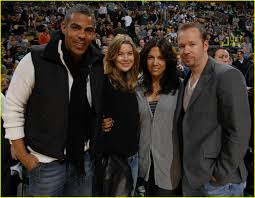 Ellen Pompeo Husband Ellen Pompeo Cheers On The Celtics Photo 755101 Chris Ivery