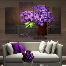 purple flower home decor the rising popularity of purple home