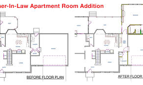 Apartments Floor Plans With Mother In Law Suites Guest Suite Mother In Law Suite Addition Floor Plans