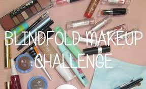 blindfold makeup challenge with tediousglutton