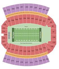 2 Tickets West Virginia Mountaineers Vs Oklahoma State Cowboys 11 23 19