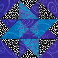 Card Trick Quilt Block from our Free Quilt Block Pattern Library &  Adamdwight.com