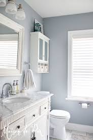 Light Blue And Grey Bathroom Ideas Gorgeous White And Gray Marble Bathroom Small Bathroom