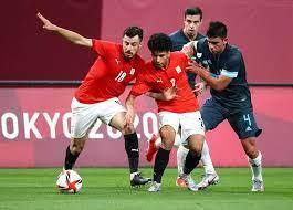 ترتيب مجموعة المنتخب الأولمبي بعد مباراة إسبانيا وأستراليا - قناة صدى البلد