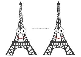 Meilleur De Coloriage De La Tour Eiffel Avec Une Fille