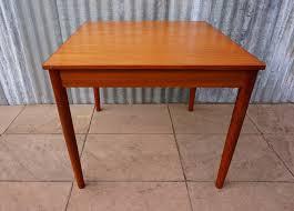 vintage teak furniture. Delighful Furniture Arne Hovmand Olsen Tafel Eettafel Vierkant Teak Deens Vintage Intended Vintage Teak Furniture I