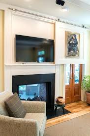 mirror tv cover hide best ideas on hide storage and mirror tv cover diy