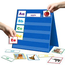 Scholastic Numbers Pocket Chart Easel