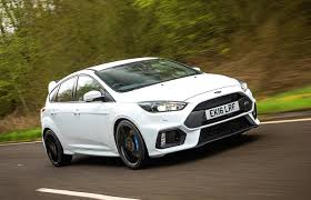 Factory-backed Mountune Ford Focus RS upgrades announced ...