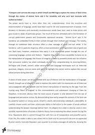 animal farm and v for vendetta comparative study year hsc  animal farm and v for vendetta comparative study