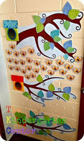 Birds Chart For Kindergarten Tree Attendance Chart Could Do This With Owls Instead Of