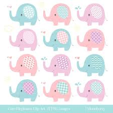 cute elephant clipart. Perfect Clipart Image 0 Intended Cute Elephant Clipart M