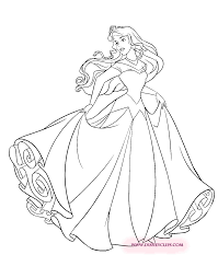 Small Picture Sleeping Beauty Coloring Pages 2 Disney Coloring Book