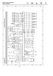 volvo wiring diagram vm volvo truck corporation