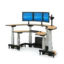 desk adjule stand up desk canada electric changedesk standing desk topper