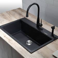 granite composite undermount sinks. Kraus 31 Inside Granite Composite Undermount Sinks