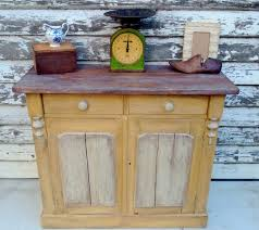 Rustic Kitchen Sideboard A Very Old Rustic Farmhouse Kitchen Sideboard Chalk Paint Makeover