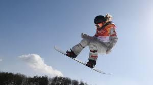 Teens go snowboarding and fool around