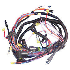 ford 2600 tractor d6nn14a103j tractor wire wiring harness diesel for ford 2600 3600 3900 4100 4600